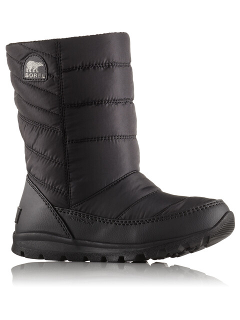Sorel Whitney Mid Boots Youth Black